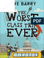 The Worst Class Trip Ever excerpt