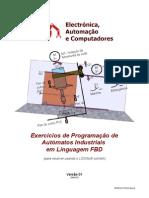 Propostas de exercícios para resolver em linguagem FBD