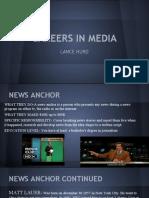 careers in media