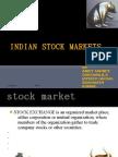 Indian Stock Exchange Final