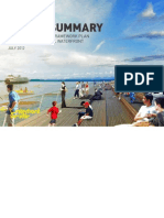 Waterfront Seattle Design Summary July2012