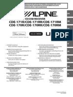 MANUAL ESTEREO ALPINE USB