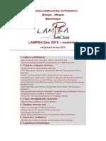 LAMPEA-Doc 2015 – numéro 4 / Vendredi 6 février 2015