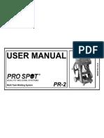 Pr2 Instruction Manual