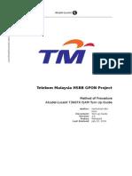 TM Alcatel-Lucent 7360FX-16 HSBB_Turnup_Guide v4.docx