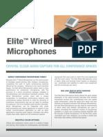 EasyVR User Manual 3 4 2 | Microphone | Arduino