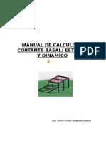 Manual Robot Structural