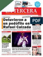 Diario La Tercera 06.02.2015