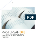 Mastersafdfe Manual Printer Dfev3