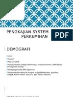Pengkajian System Perkemihan