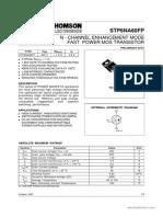 P6NA60FP Datasheet