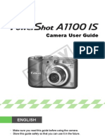 PowerShot A1100 Is