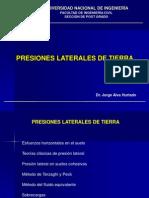14. Presiones Laterales (1)