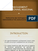 Approfondissement Professionnel Regional(1)