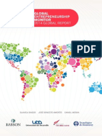 The Global Entrepreneurship Monitor 2014 Global Report