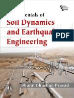 Fundamental of Soil Dynamics and Earthquake Engineering Bharatbhusan Prasad