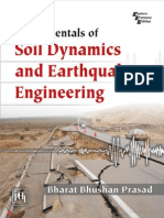 Fundamental of Soil Dynamics and Earthquake Engineering Bharatbhusan Prasad