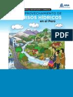 Cartilla de difusión y consulta para el uso y aprovechamiento del recurso hídricos en el Perú