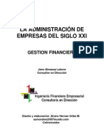 Gestion Financiera