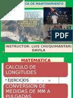 Semana 1 Matematica