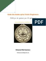 Guide Des Études Après L_école D_ingénieurs