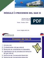 Procesos de Procesos del Gas Natural