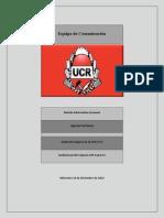 I Boletín Informativo Semanal de la UCR Misiones