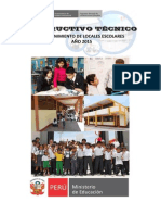 5) Manual de Instructivo Técnico