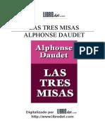 Alphonse Daudet - Las Tres Misas
