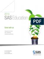 SAS Catalog 2014