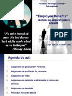 10. Asigurari Pentru Angajati - Employee Benefits