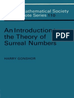 An.introduction.to.the.theory.of.Surreal.numbers