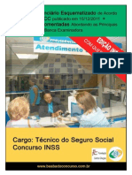 Apostila D. Previdenciário - InSS - FCC