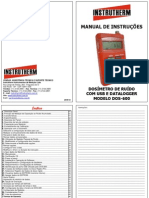 Manual DOS 600