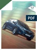 Brosura Noua Mazda Cx 5