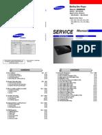 Samsung Bd-p4600 Sm