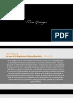 Arq. y Estilo de Oscar Niemayer