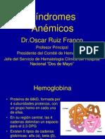 Síndromes Anémicos USAMEDIC 2014