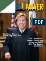 Hon. Harvey Silberman Named Judge of the Year