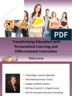 simplek12 personalized learning naomi harm 2015