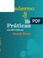 Caderno de Boas Práticas em HIV/AIDS na Atenção Básica