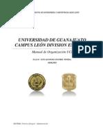 Manual de Organizacion UCI