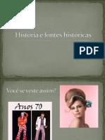 Fontes Históricas