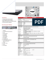 Hikvision DS 7716 32NI ST