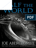 Half the World by Joe Abercrombie, 50 Page Fridays