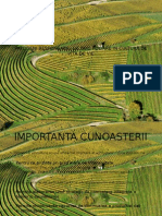 Patogeni Responsabili de Producerea Bolilor Foliare in Cultura de Vita de Vie