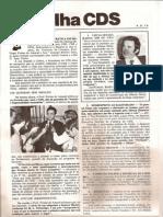 Folha CDS, nº 177 - 9 de Agosto de 1979