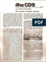 Folha CDS, nº 146 - 23 de Novembro de 1978