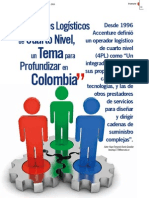 Operadores logísticos de cuarto nivel, un tema para profundizar en Colombia