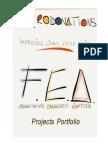 Projects Portfolio Emanuele Antola Foundation